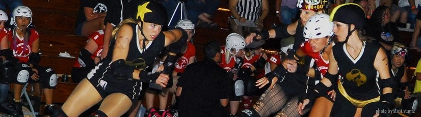 Big Easy Roller Girls