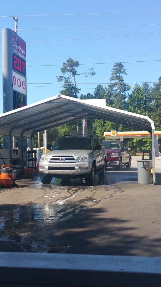 Skky's Car Wash & Detailing: 7710 Broad River Rd, Irmo, SC