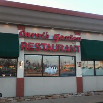 Carol S Garden Restaurant Carol Stream
