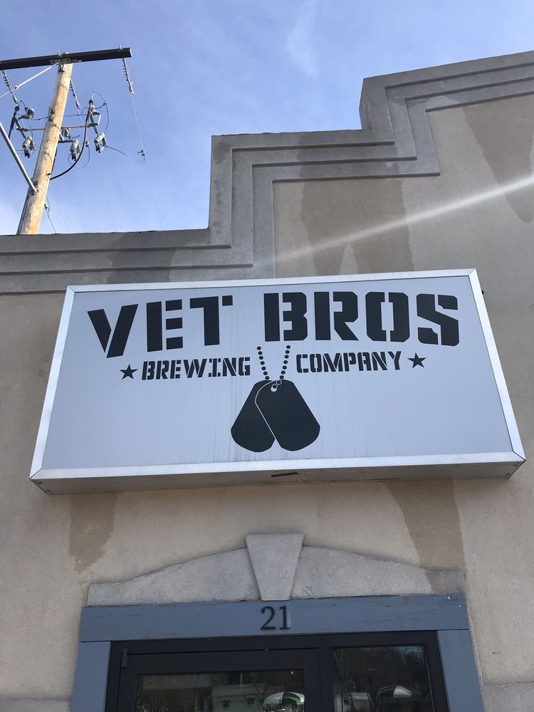 Veteran Brothers Brewing Company: 21 N Parish Ave, Johnstown, CO