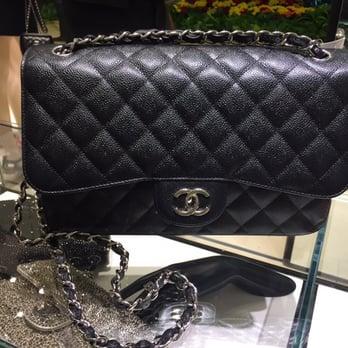 Photo Of Chanel Las Vegas Nv United States Jumbo Flap In Caviar