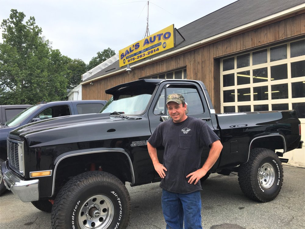 Towing business in Acton, MA