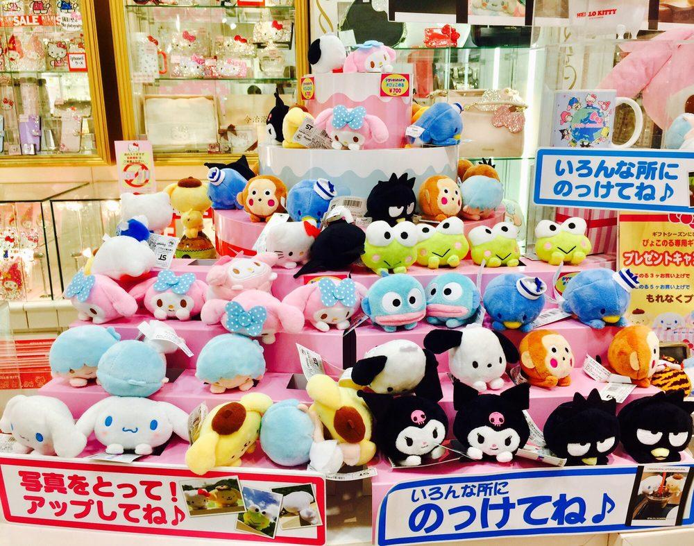 Sanrio World Ginza