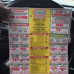 Cecil whittakers pizza coupons wentzville