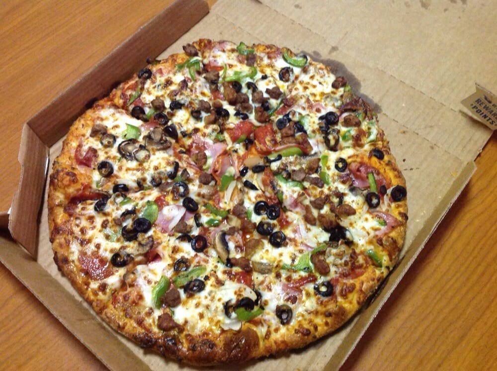 Domino S Pizza Pizza 17310 Interstate 30 N Benton Ar