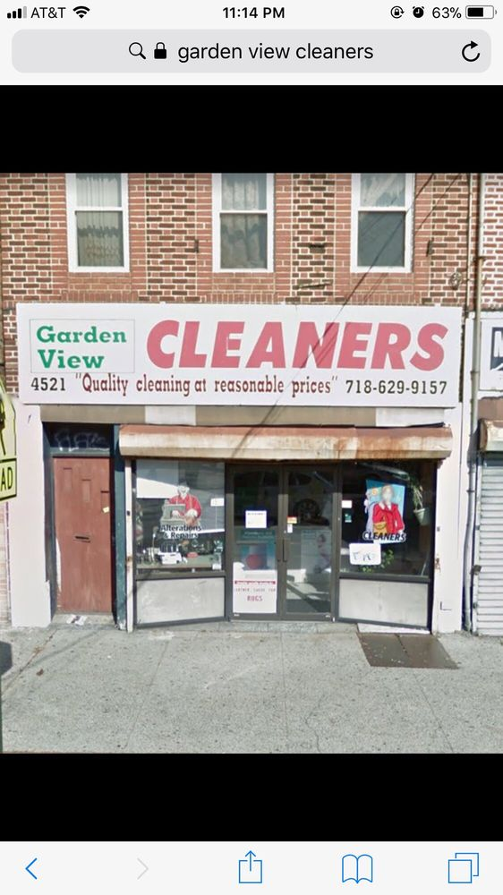 Garden View Cleaners Dry Cleaning 4521 Avenue D East Flatbush Brooklyn Ny Phone Number Yelp