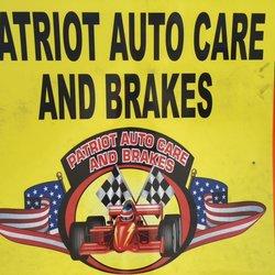 Patriot Auto Repair >> Patriot Auto Care & Brakes - 28 Reviews - Auto Repair