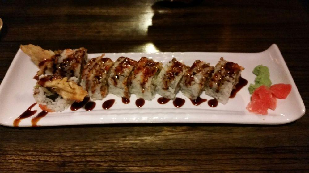 Yamato Sushi & Hibachi: 125 Flemingsburg Rd, Morehead, KY