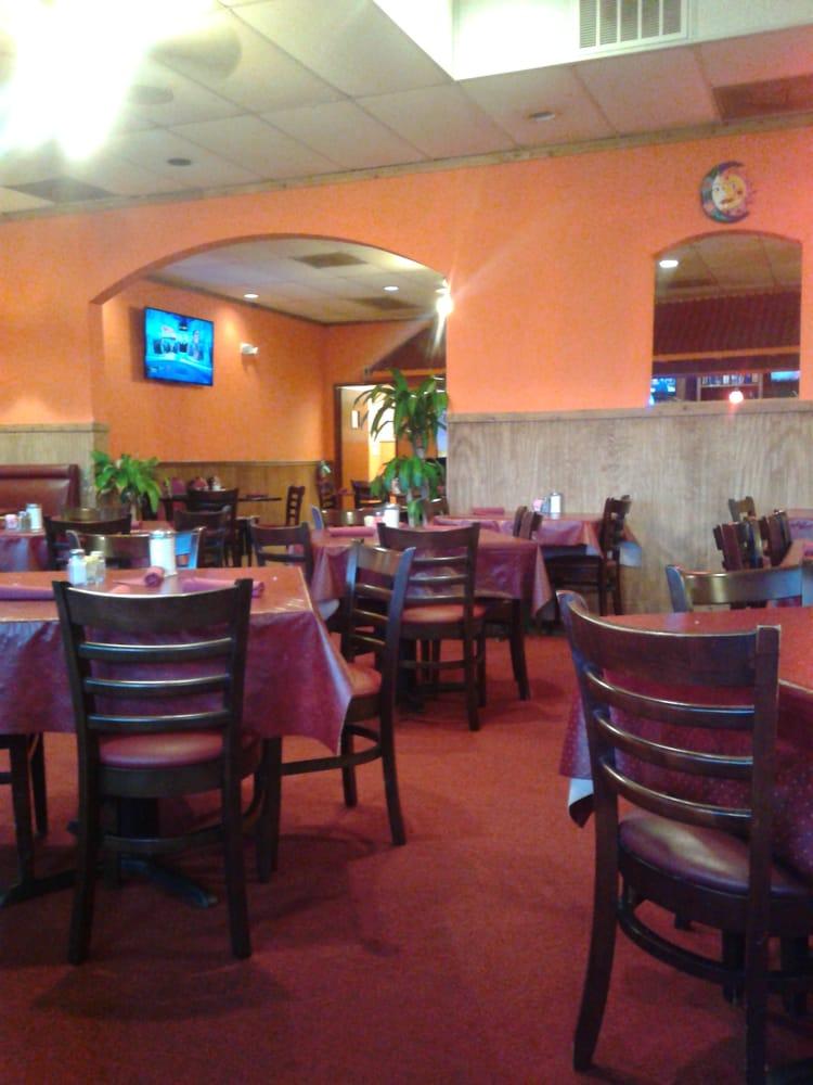 Los Perez Mexican Restaurant Houston Tx