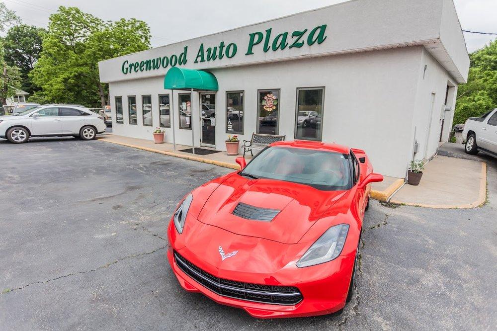 Greenwood Auto Plaza: 1408 W Main St, Greenwood, MO