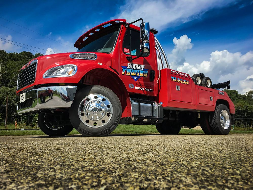 Towing business in White River, IN