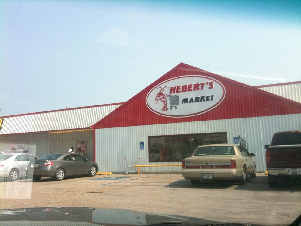 Hebert's Super Market: 1046 Henderson Hwy, Breaux Bridge, LA