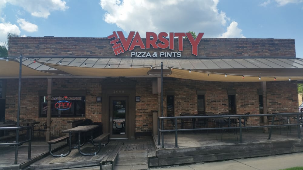 Photo of The Varsity Pizza & Pints - Austin, TX, United States