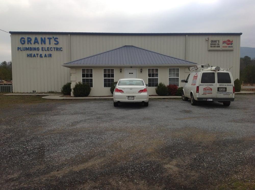 Grant Plumbing & Electric: 175 N Park Dr, Chatsworth, GA