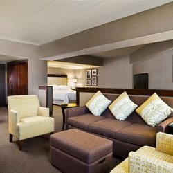 Photo Of Sheraton Needham Hotel Ma United States King Alcove Suite