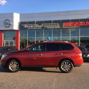 Five Star Nissan Of Albany Car Dealers 1100 E Oglethorpe Blvd
