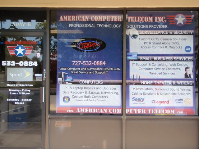 American Computer Telecom, LLC: 12546 Starkey Rd, Largo, FL