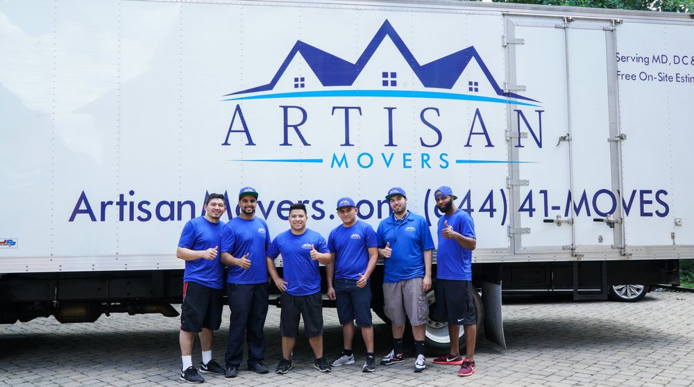 Artisan Movers: 6219 Executive Blvd, Rockville, MD