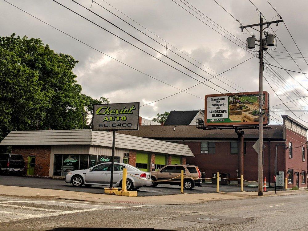 Cheviot Auto Care: 3528 Harrison Ave, Cincinnati, OH