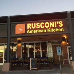 Photos For Rusconi S American Kitchen Yelp