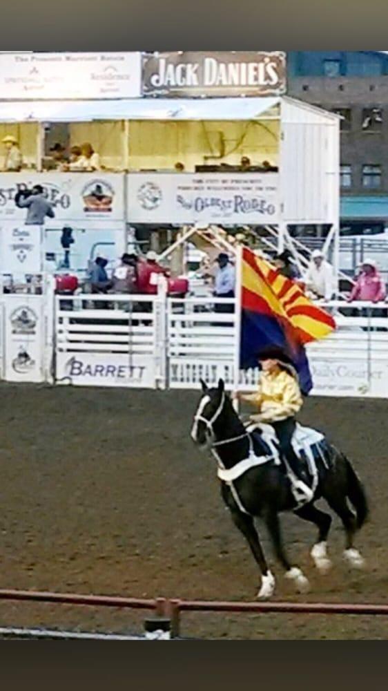Worlds Oldest Rodeo: 848 Rodeo Dr, Prescott, AZ