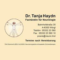 dr tanja haydn neurologe bahnhofstra e 35 w rgl tirol telefonnummer yelp. Black Bedroom Furniture Sets. Home Design Ideas