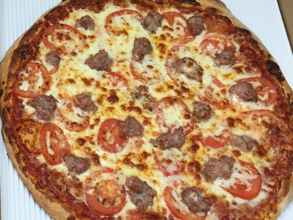 Peppino S Pizza: Peppino's Has Delicious Pizza Made With Fresh Ingredients