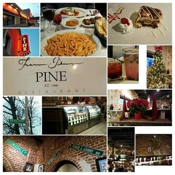 Pine Restaurant Bronx Menu