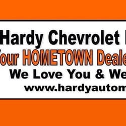 Hardy Chevrolet Buick GMC - Service - 11 Reviews - Auto Repair ...