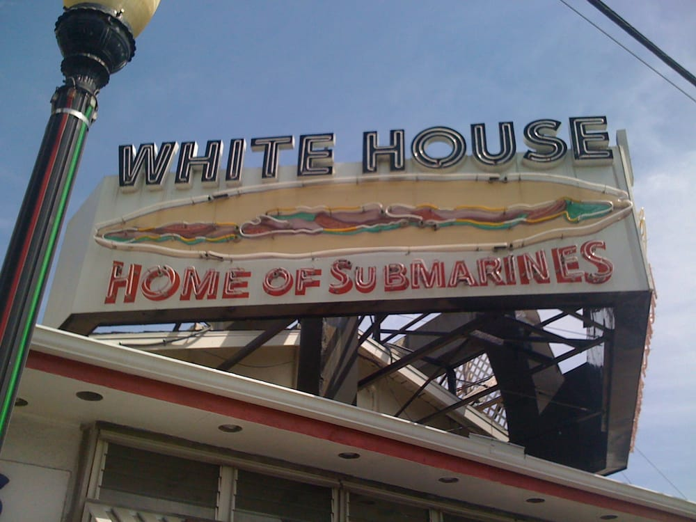 White House Subs Restaurants