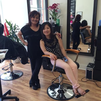 Lakeside hair salon 16 photos 21 reviews hair for 77 salon oakland