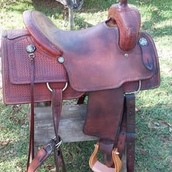 Reynolds Tack - Shoe Repair - 4634 E State Highway 103, Lufkin, TX