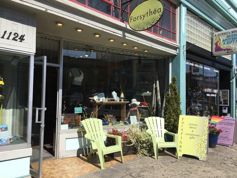 Forsythēa: 1124 Commercial St, Astoria, OR