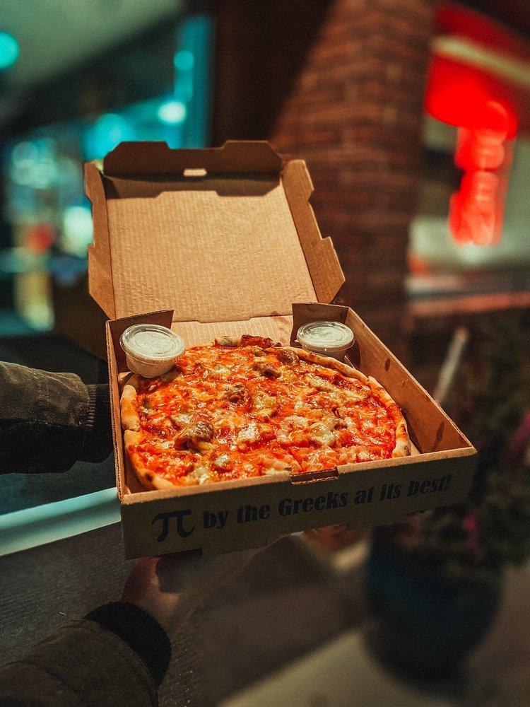 Basil's Pizza Palace: 301 Water St S, Northfield, MN