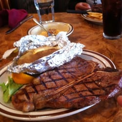 Photo Of Cedar Canyon Steakhouse   Valentine, NE, United States. 16 Oz T