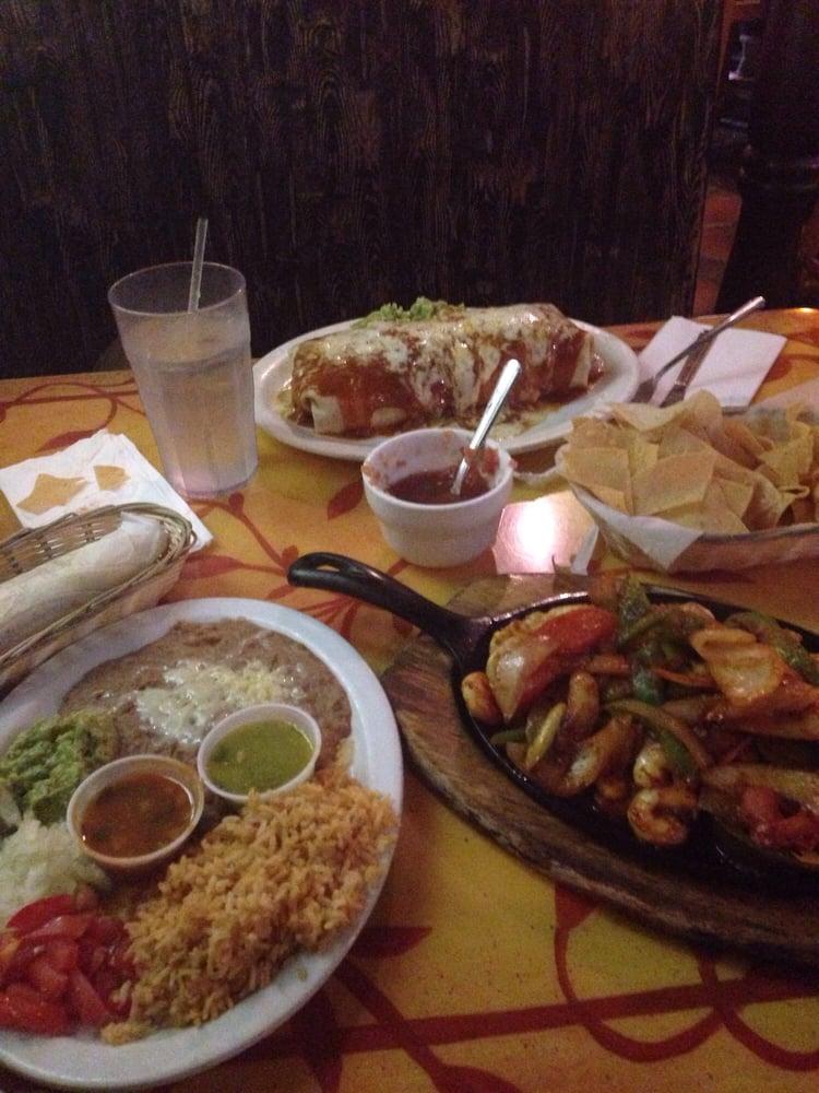 La Barca Restaurant Los Angeles Ca
