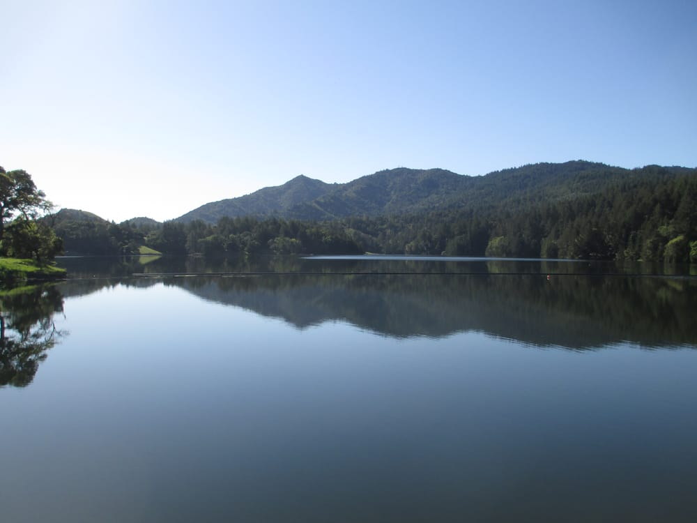 Bon tempe lake 12 reviews hiking sky oaks rd for Bon tempe lake fishing