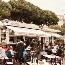 Bar Portoveccio Cafeteria Pista Ciclabile Del Parco Costiero