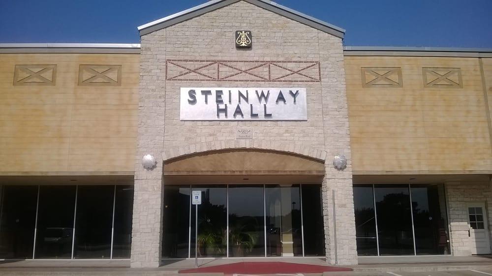 Steinway Hall - Plano: 5813 Preston Rd, Plano, TX