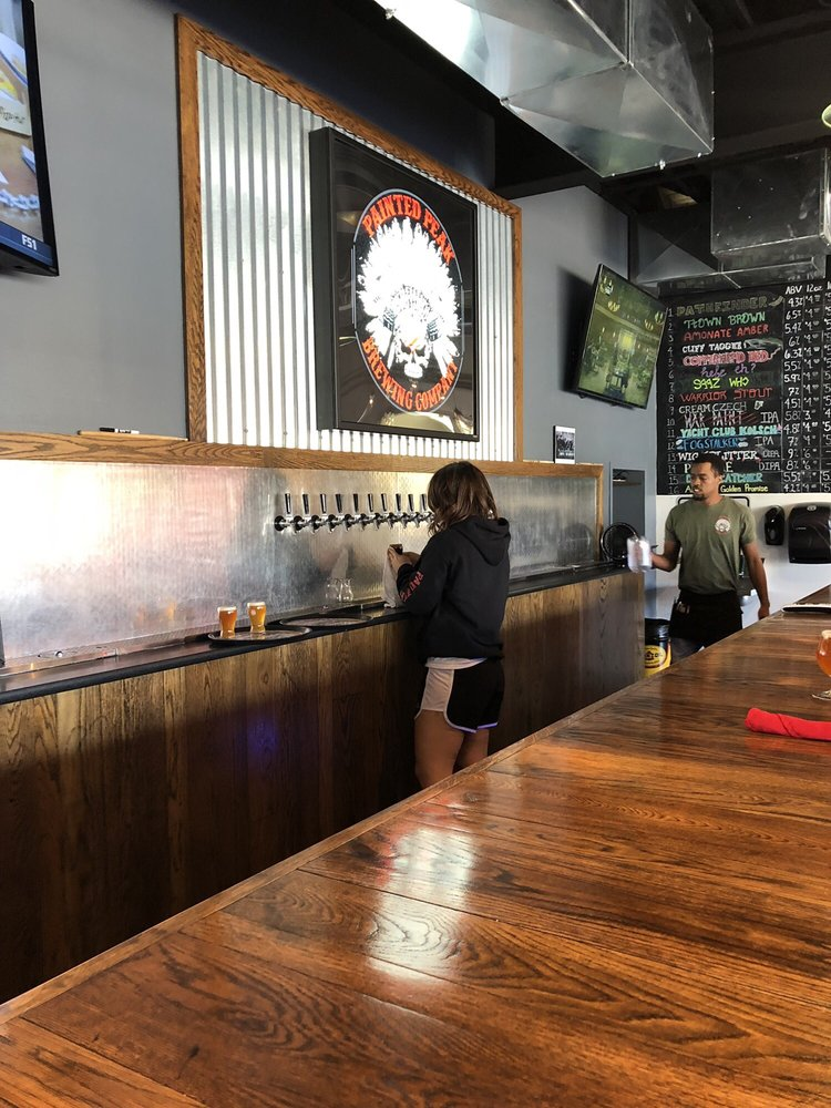 Painted Peak Brewing Company: 386 Main St, Tazewell, VA