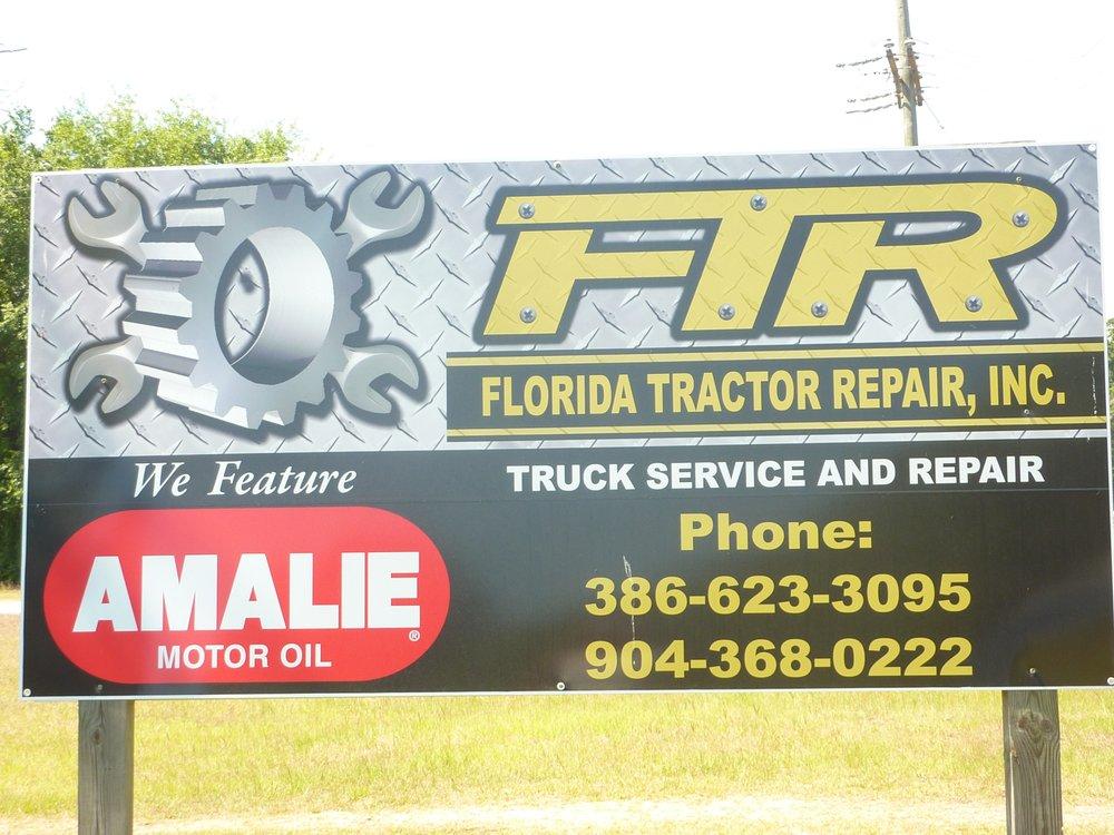 Florida Tractor Repair: 10875 US Hwy 301 S, Hampton, FL