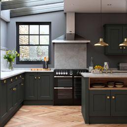 Designer Factory Kitchens - Cabinetry - Hodgson Lane, Bradford, West ...
