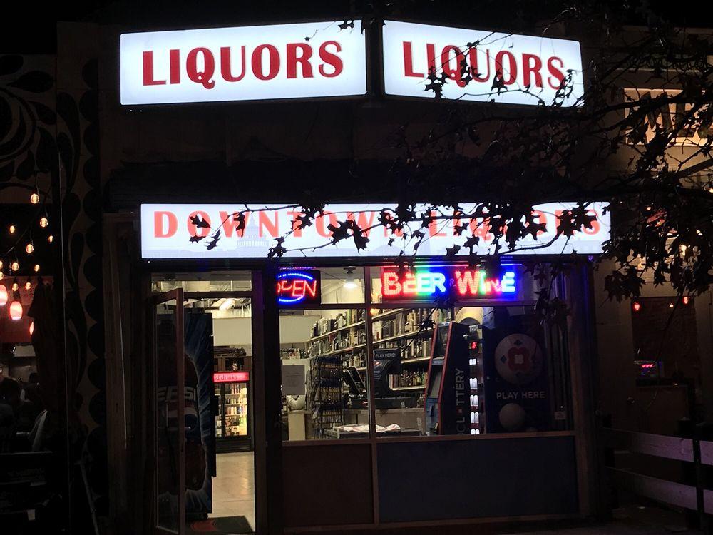 Downtown Liquors: 3712 14th St NW, Washington, DC, DC