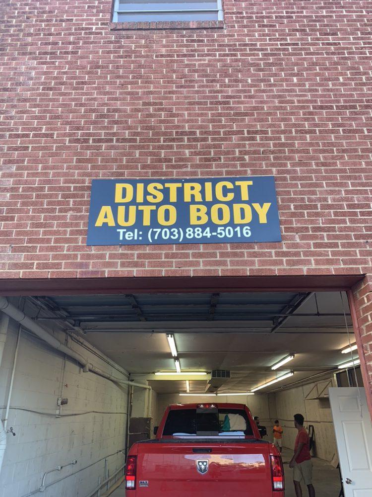 District Auto body