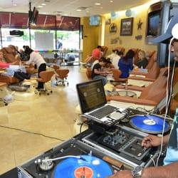 Photo Of Cowboys Nail Bar Plano Tx United States