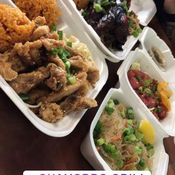 Chamorro Grill San Diego Ca Restaurant