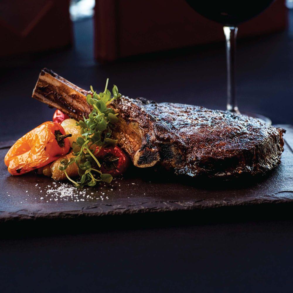 Jack Binion's Steak: 777 Casino Center Dr, Hammond, IN