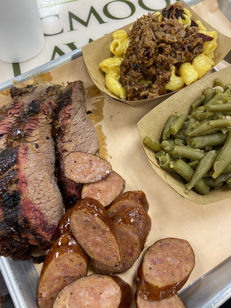 CC's Smokehouse: 2709 Westward Dr, Nacogdoches, TX