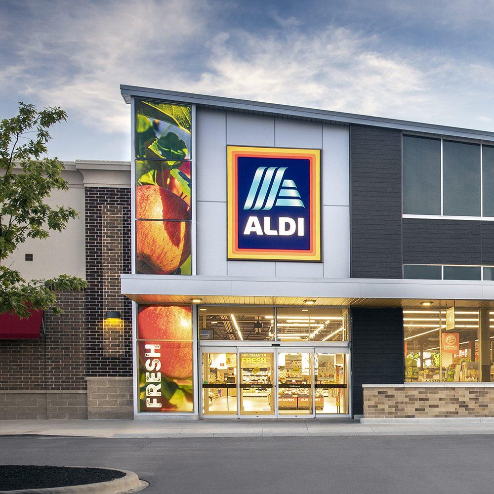 ALDI: 1001 East Main St, Bradford, PA