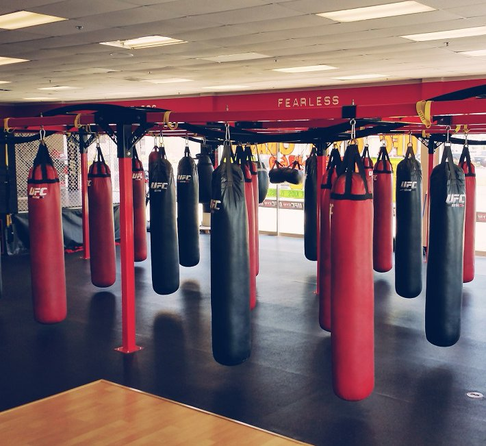 UFC GYM BJ Penn- Mililani